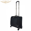 "16"" Cabin 1680D Polyester Business Trolley Fancy Soft Luggage Laptop Bag"