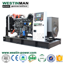 Promotion 2000KVA 1600KW Open Frame Brushless ac Alternator S16R-PTAA2-C Diesel Generator by Japan MITSUBISHI price