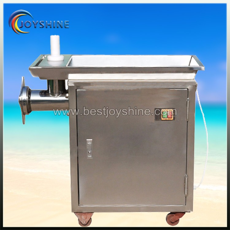 Big power 2.2kw commercial meat grinder/grinder meat used for hot sale