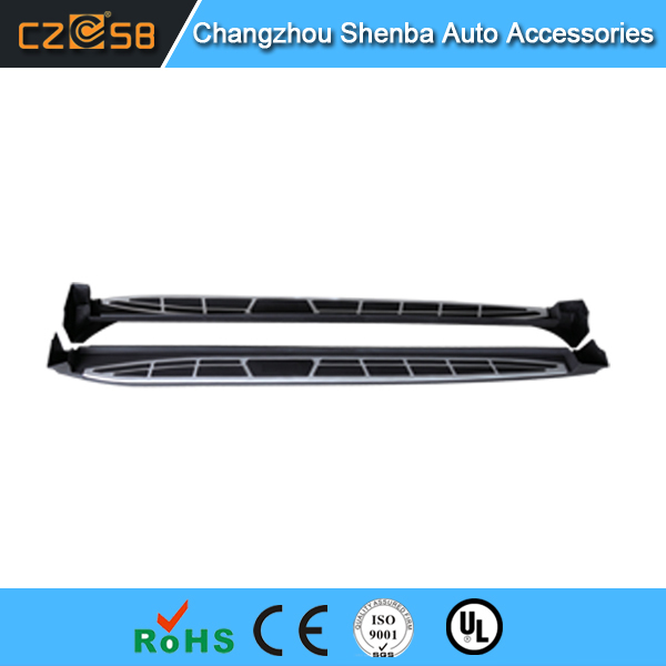 Car running board for Toyota RAV4 2014(Cayenne style)