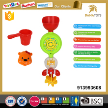 Funny beach toys set Wheel Type Dabbling Toy/Beach shovel tools