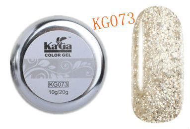 High quality+soak off+lasting time+odourless+competitive price+ light elegance nail gel colorKG073