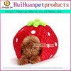 Small MOQ wholesale pet product dog bed and house