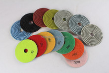 4 Inch Concrete Countertops Dry Polishing Pads