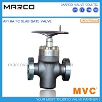Interchangeable API 6A Cameron Gate Valve
