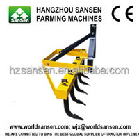 3 point single pipelayer laying machine pipelayers ripper,box blade with ripper teeth pipe layer ripper for tractor