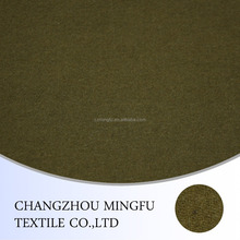 high quality military wool fabric, army green over coating woolen fabric, for women and men suit