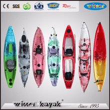 Sit On Top Fishing Kayak With Paddle For Promotion
