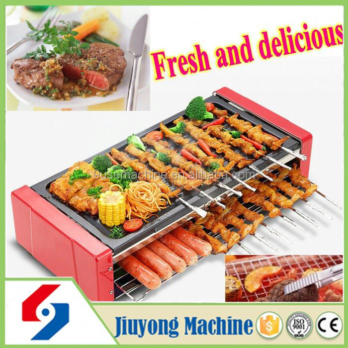 abroad favorble chicken barbecue machine