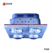 overhead infrared heaters, bathroom ceiling heaters