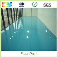 Online shopping industrial chemical epoxy resin floor paint for home interior with china manufacturing