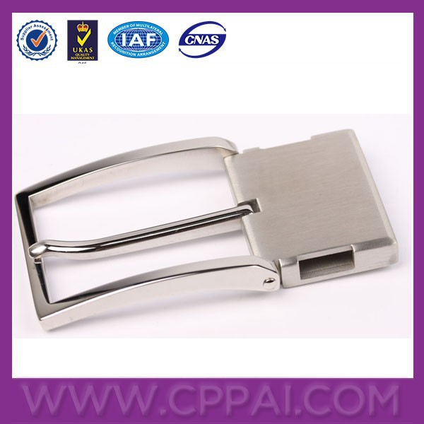 Nickel Safe Belts Stainless Steel Buckles