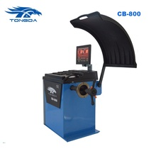 Tongda Hot sale Professional motorcycle Wheel Balancing and alignment machine CB 800 CE approve top sale wheel balancing machine