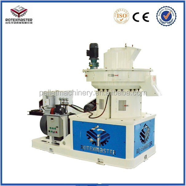 8mm wood pellet making machine/biomass briquette machine/rice husk pellet making machine