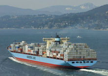 sea freight shipping service from china to South America