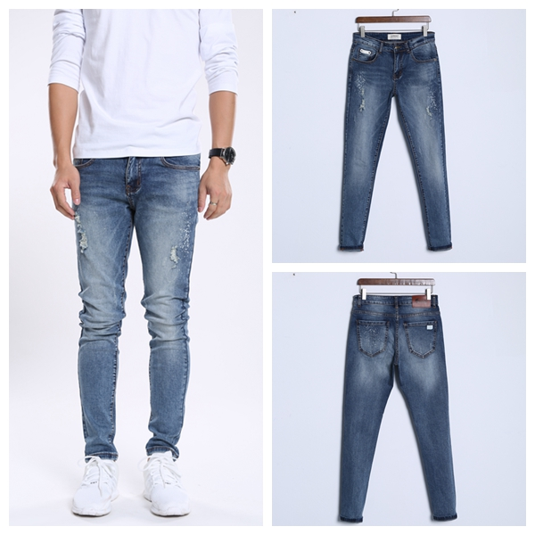 China Wholesale Excellent Material Mens Jeans Skinny