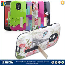 for moto g2 back cover case, for motorola moto g2 hard cover cell phone case