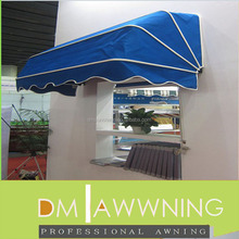 Sun shade door and window canopy awnings