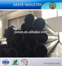 GB/T-13793 Q235 welded steel tube black pipe used for motorcycle structure pipe