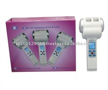 LCD Sreen Ultrasonic and Cold&Hot Hammer Device