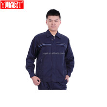 Europe style long sleeve car-repair work uniforms custom cheap oil field work uniform