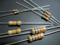 fixed carbon film 100k resistor