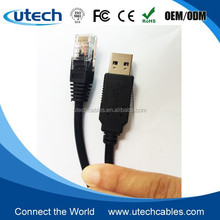 2014 hot USB TO RJ45 CONSOLE CABLE DRIVER