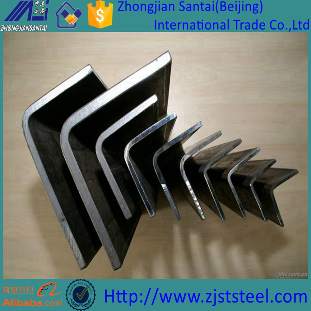 Price Per Kg Iron Angle Bar SS400 Equal Angle Steel Price Angle iron sizes