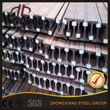 good quality steel rail China suppliers p38 38kg/m to importer