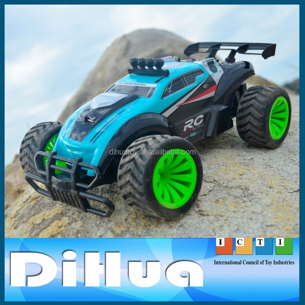 Racing Toys 1:16 2.4G 4-Channels R/C Off Road Car 25KM/H