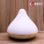 12W Car ultrasonic electric wooden KC-005 PP materials Aroma Diffuser
