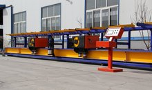 Two heads CNC bending machine