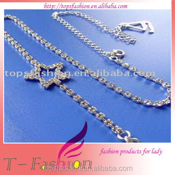 Fashion Jewel adjuster strap