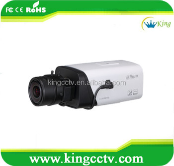 Auto back focus Face Detection IPC-HF8630F 6MP Box CCTV IP Camera