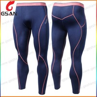 Man's tight breathable biking pants cycling long pants men sports wear