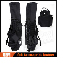 Custom Made Nylon Golf Stand Bags Carry Bags