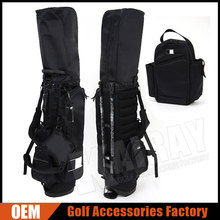 Custom Made Nylon Golf Stand Bags, Golf Carry Bags
