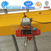 Steel Factory Second Hand Overhead Cranes
