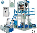 Monolayer Blown film Plant for Biodegradable Films with single winder for hdpe/ldpe/lldpe
