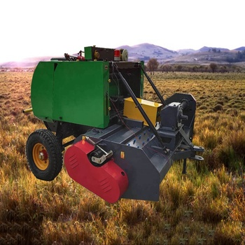 Hot selling straw baler in China
