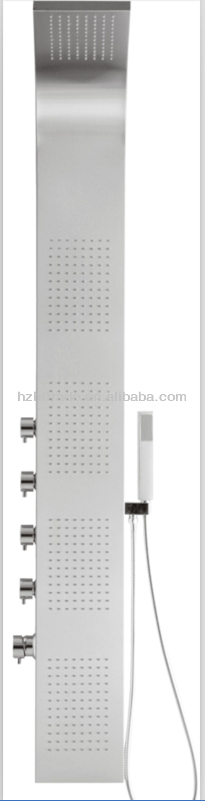 full body jets rainfall shower panel system