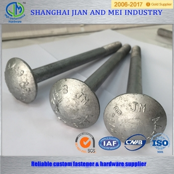 bugle head thread bolt