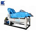 LZZG fine material reclaiming system silty sand extraction machine