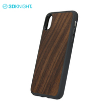 Natural Wood Bamboo ultra thin for iphone X case hard mobile phone