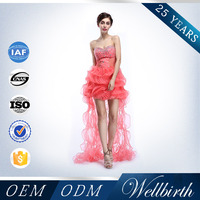 Factory Directly Sell Japan Gowns and Evening Dresses for Teenagers