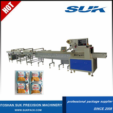 Automatic Candy Sugar Sorting Wrapping Machine Horizontal Type