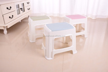 plastic bathroom toilet step stool with cheap price