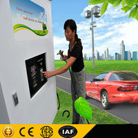 Coin/card operated high pressure Self serice car washing equipment/self-service car wash vending/self service high pressure wash