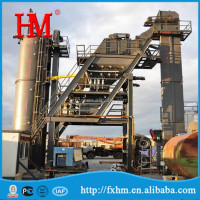 160ton/Hr Asphalt Road Machinery/Asphalt Mixing Plant/Mobile Asphalt Batching Plant