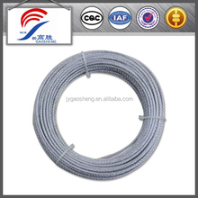 1mm Supply High Strong Stainless Steel Wire Rope